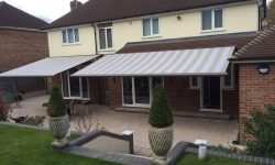 Opal II awnings